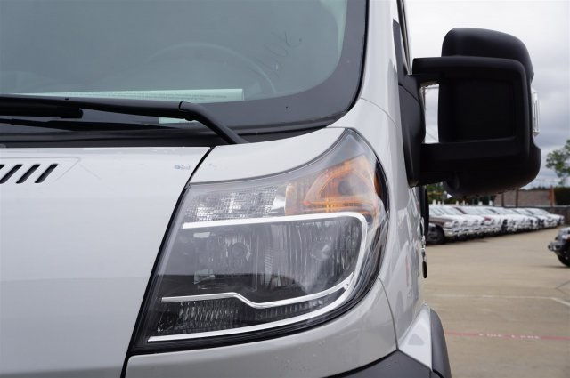2018 ProMaster 2500 High Roof FWD,  Empty Cargo Van #18PM1293 - photo 7