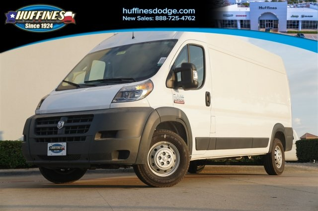 2018 ProMaster 2500 High Roof FWD,  Empty Cargo Van #18PM1316 - photo 1