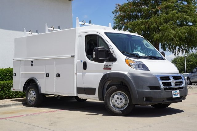 2018 ProMaster 3500 Standard Roof FWD,  Service Utility Van #18PM7270 - photo 3