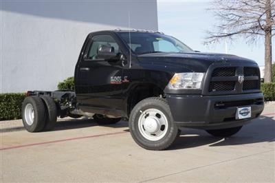 2018 Ram 3500 Regular Cab DRW 4x2,  Cab Chassis #18R3C1474 - photo 3