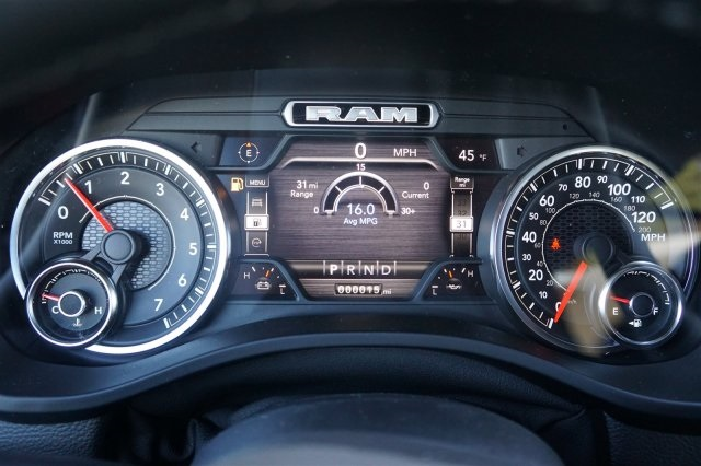 2019 Ram 1500 Crew Cab 4x4,  Pickup #19DC0444 - photo 12