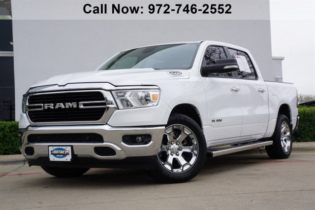2019 Ram 1500 Crew Cab 4x2,  Pickup #19DC7491 - photo 1