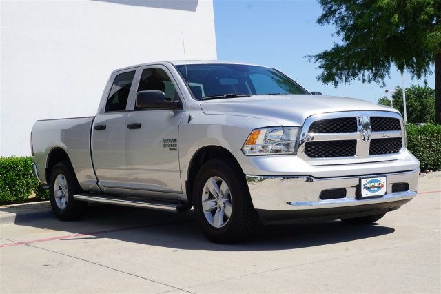 2019 Ram 1500 Quad Cab 4x2,  Pickup #19DQ0328 - photo 4