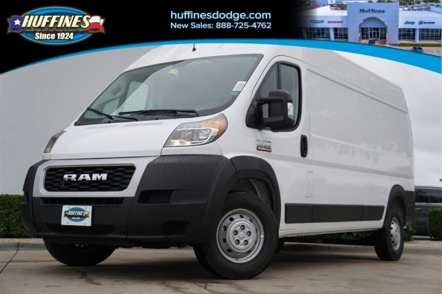 2019 ProMaster 2500 High Roof FWD,  Empty Cargo Van #19PM0330 - photo 1
