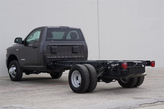 2020 Ram 3500 Regular Cab DRW 4x2, Cab Chassis #C0R3C0582 - photo 1