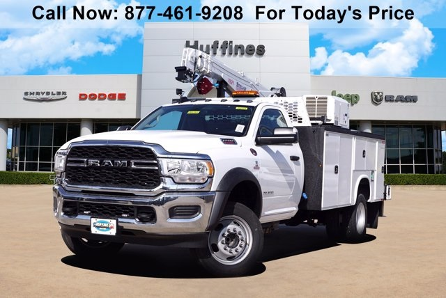 2020 Ram 5500 Regular Cab DRW 4x2, Mechanics Body #C0R5C1833 - photo 1