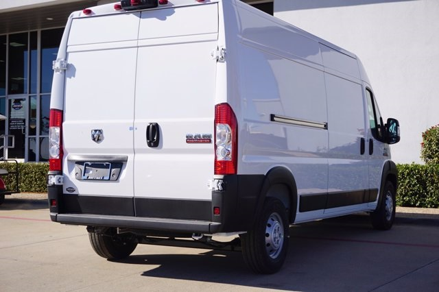 2021 Ram ProMaster 2500 High Roof FWD, Empty Cargo Van #C21PM0264 - photo 4