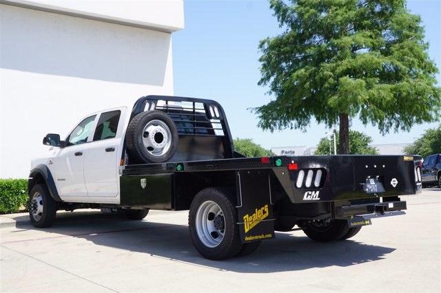 2019 Ram 5500 Crew Cab DRW 4x2, CM Truck Beds Platform Body #C9R5C0981 - photo 1