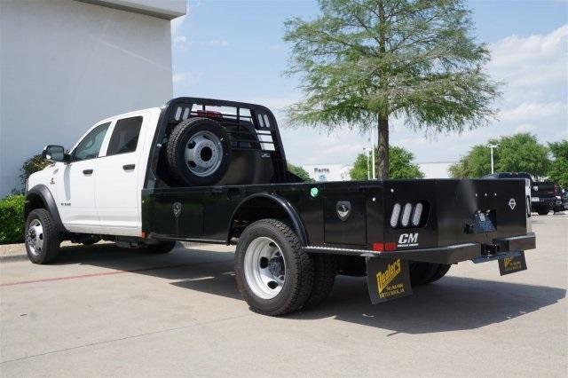2019 Ram 5500 Crew Cab DRW 4x4, CM Truck Beds Platform Body #C9R5C7922 - photo 1