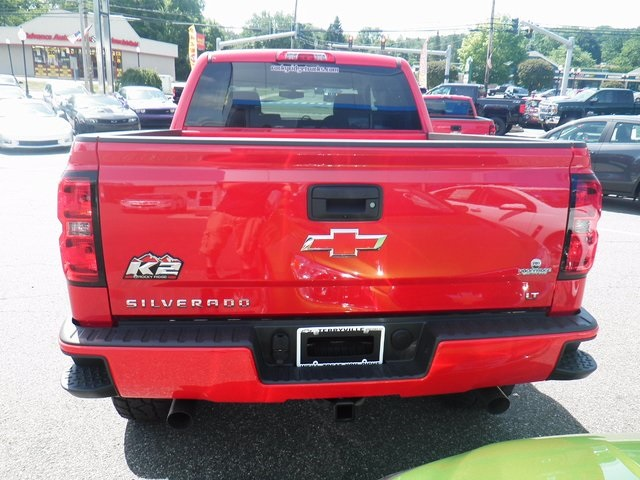 2016 Silverado 1500 Crew Cab 4x4 Pickup #26326 - photo 6