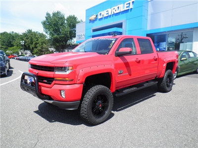 2016 Silverado 1500 Crew Cab 4x4 Pickup #26326 - photo 1