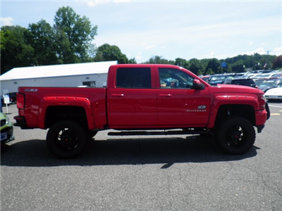 2016 Silverado 1500 Crew Cab 4x4 Pickup #26326 - photo 8