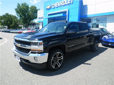 2017 Silverado 1500 Crew Cab 4x4, Pickup #26450 - photo 1