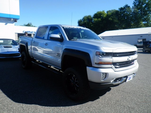 2017 Silverado 1500 Crew Cab 4x4, Pickup #26494 - photo 3