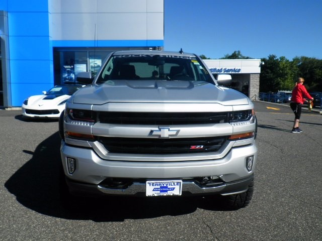 2017 Silverado 1500 Crew Cab 4x4, Pickup #26494 - photo 4