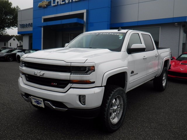 2017 Silverado 1500 Crew Cab 4x4, Pickup #26631 - photo 1