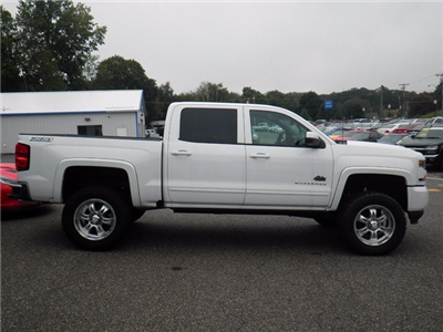 2017 Silverado 1500 Crew Cab 4x4, Pickup #26631 - photo 8