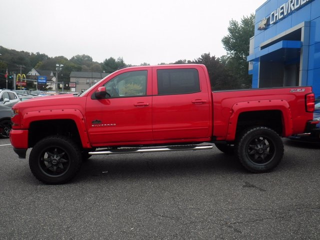 2017 Silverado 1500 Crew Cab 4x4,  Pickup #26632 - photo 5