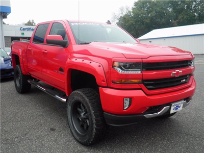 2017 Silverado 1500 Crew Cab 4x4,  Pickup #26632 - photo 3
