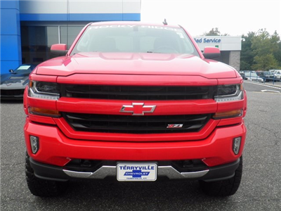 2017 Silverado 1500 Crew Cab 4x4,  Pickup #26632 - photo 4