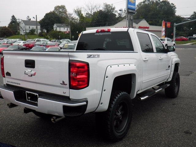 2017 Silverado 1500 Crew Cab 4x4 Pickup #26633 - photo 7