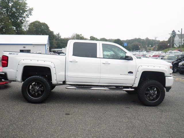2017 Silverado 1500 Crew Cab 4x4 Pickup #26633 - photo 8