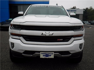 2017 Silverado 1500 Crew Cab 4x4 Pickup #26633 - photo 4