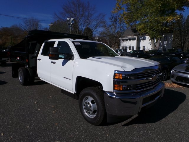 2016 Silverado 3500 Crew Cab DRW 4x4, Reading Dump Body #26662 - photo 6