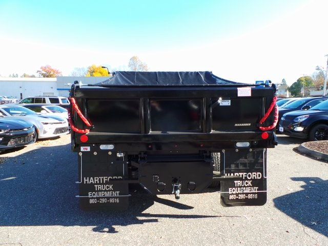 2016 Silverado 3500 Crew Cab DRW 4x4, Reading Marauder Standard Duty Dump Dump Body #26662 - photo 10