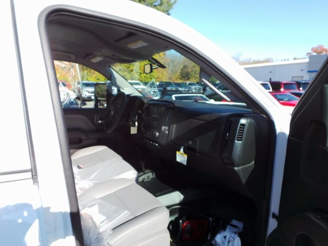2016 Silverado 3500 Crew Cab DRW 4x4, Reading Dump Body #26662 - photo 18