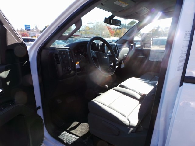 2016 Silverado 3500 Crew Cab DRW 4x4, Reading Marauder Standard Duty Dump Dump Body #26662 - photo 20