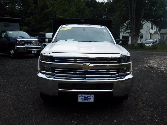 2016 Silverado 3500 Crew Cab DRW 4x4, Reading Dump Body #26662 - photo 5