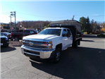 2016 Silverado 3500 Crew Cab DRW 4x4, Reading Dump Body #26662 - photo 1