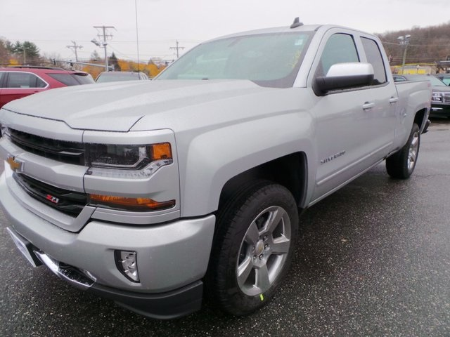 2017 Silverado 1500 Double Cab 4x4,  Pickup #26708 - photo 4