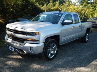 2017 Silverado 1500 Double Cab 4x4,  Pickup #26710 - photo 1