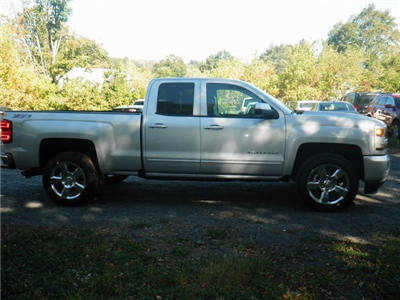 2017 Silverado 1500 Double Cab 4x4,  Pickup #26710 - photo 8