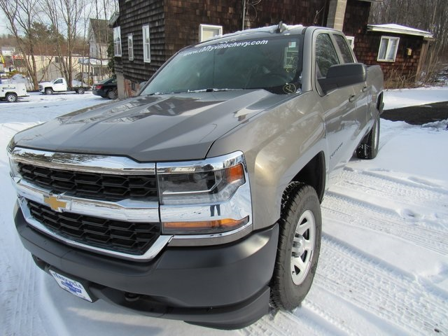 2017 Silverado 1500 Double Cab 4x4,  Pickup #26751 - photo 1