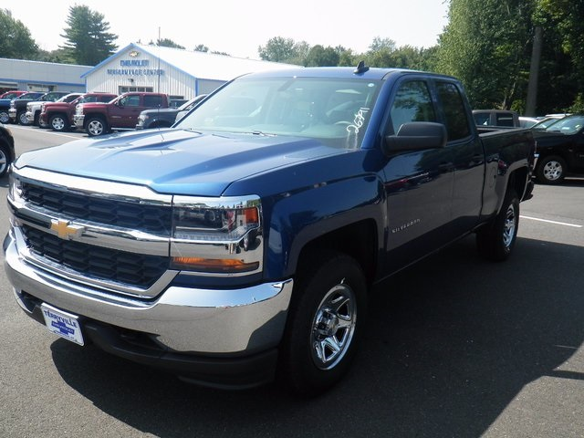 2017 Silverado 1500 Double Cab 4x4,  Pickup #26791 - photo 1