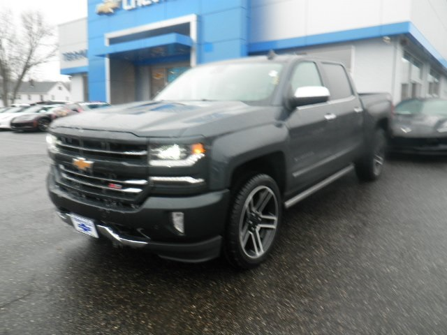 2017 Silverado 1500 Crew Cab 4x4, Pickup #26849 - photo 4
