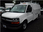 2017 Express 3500, Knapheide Service Utility Van #26876 - photo 1