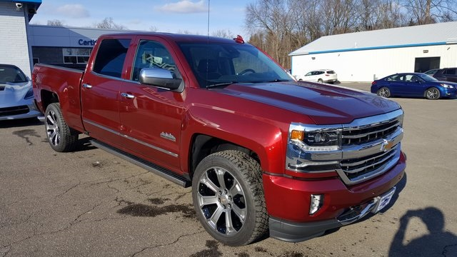 2017 Silverado 1500 Crew Cab 4x4, Pickup #26890 - photo 3