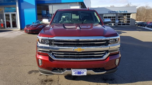 2017 Silverado 1500 Crew Cab 4x4, Pickup #26890 - photo 4