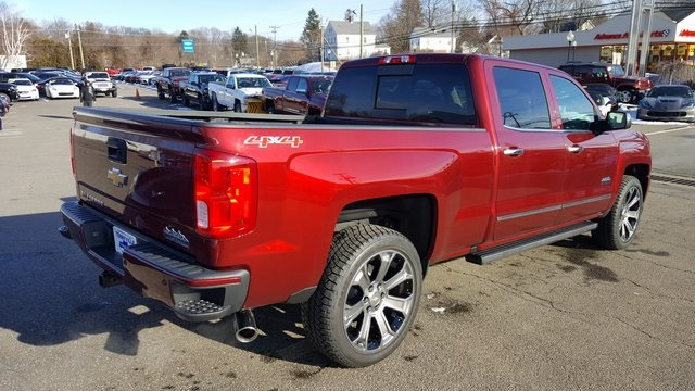 2017 Silverado 1500 Crew Cab 4x4, Pickup #26890 - photo 7