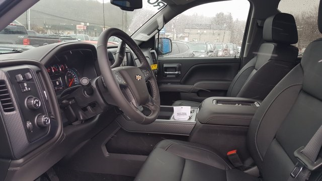 2017 Silverado 1500 Crew Cab 4x4, Pickup #26939 - photo 10