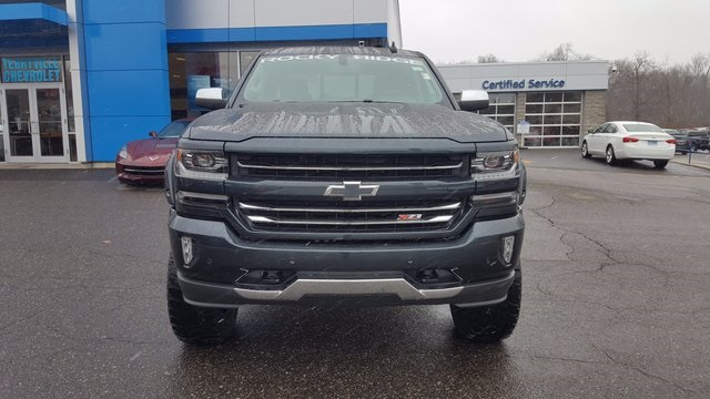 2017 Silverado 1500 Crew Cab 4x4, Pickup #26939 - photo 4