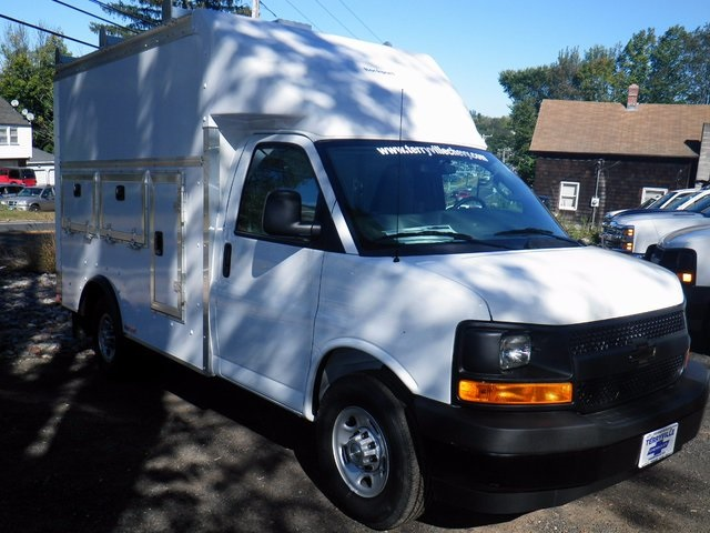 2017 Express 3500, Service Utility Van #27035 - photo 3