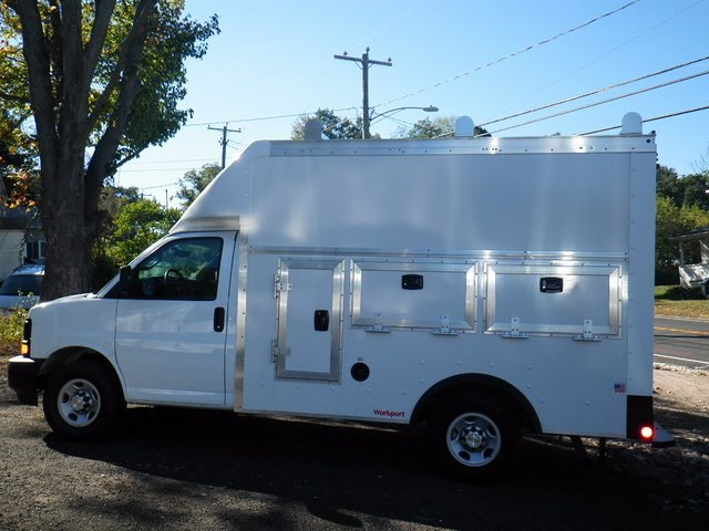 2017 Express 3500, Service Utility Van #27035 - photo 5