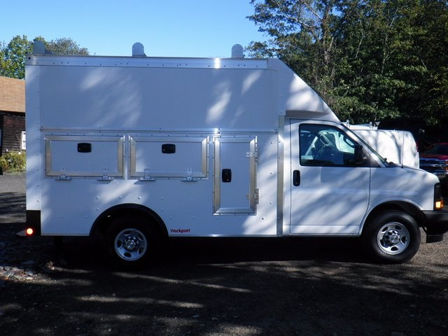 2017 Express 3500, Service Utility Van #27035 - photo 8