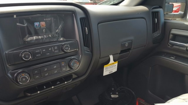 2017 Silverado 2500 Regular Cab 4x4, Reading Service Body #27052 - photo 11