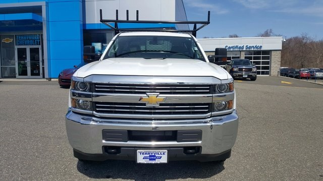 2017 Silverado 2500 Regular Cab 4x4, Reading Service Body #27052 - photo 4